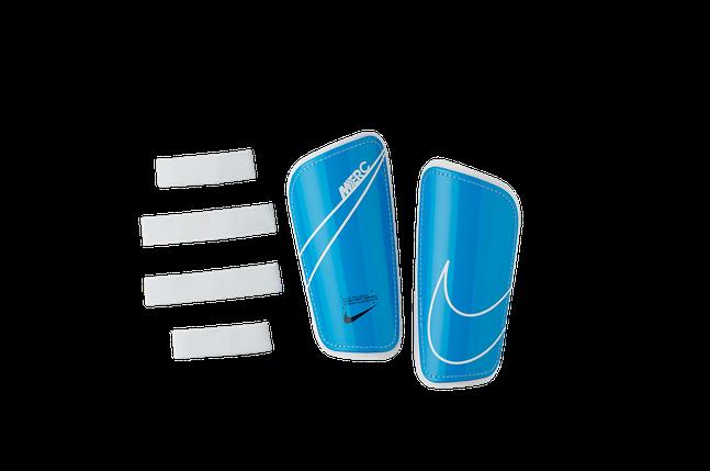 Щитки футбольные Nike Mercurial Hard Shell SP2128-486 Синий Размер XS (193145983731), фото 2