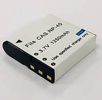 Аккумулятор Casio NP-40 1250mAh (Digital)
