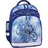 Украина Рюкзак школьный Bagland Mouse 225 синий 534 (0051370)