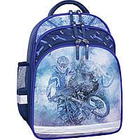 Украина Рюкзак школьный Bagland Mouse 225 синий 534 (0051370), фото 1