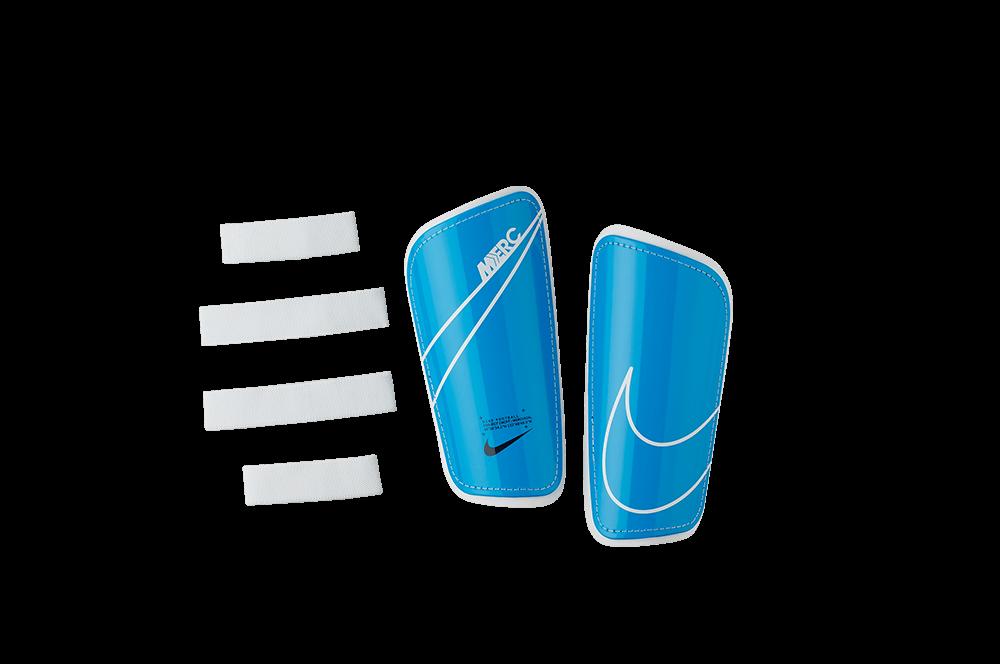 Щитки футбольные Nike Mercurial Hard Shell SP2128-486 Синий Размер L (193145983762)