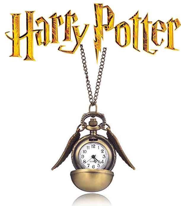 Карманные часы Снитч Гарри Поттер / Harry Potter