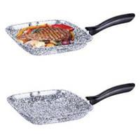 Сковорода-гриль с гранитным покрытием 24см Edenberg EB-3315