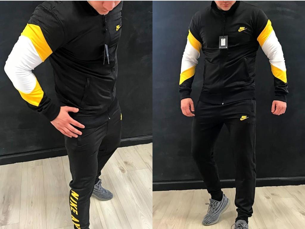 Мужской Спортивный костюм Nike air хит сезонна 46,48,50,52р.
