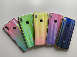 Чехол Glass Case для Xiaomi Redmi 7