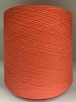 """Пряжа хлопковая """"Bamen"""" nm 20/2 цвет №20605 (Camellia)"""