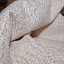 Белая мешковина (джутовая) 290 г/м2, фото 2