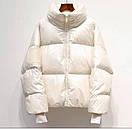 Куртка с высоким воротником, фото 5