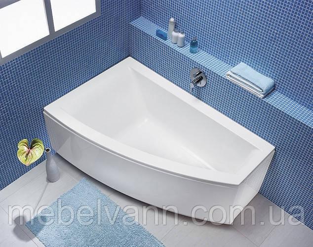 Ванна акриловая KOLO CLARISSA 160х100см, левая