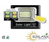 Автономный Консольный LED Светильник Solar Light 60w IP65, фото 10