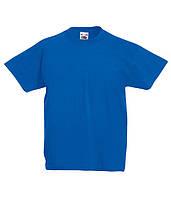 Детская футболка Valueweight Ярко-Синий 164 см