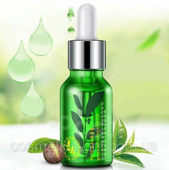 Восстанавливающая сыворотка для лица с зеленым чаем ROREC GreenTea Water Essence