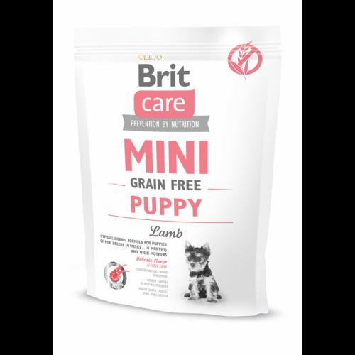 Корм Brit Care Mini GF Mini Puppy Lamb