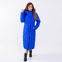 Женское пальто Indigo  N 023TL SAX