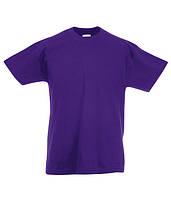 Детская футболка Valueweight Фиолетовый 116 см