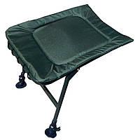 Способы крепления карповой приставки, под ноги для кресла Ranger