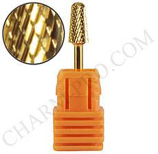 Твердосплавная фреза шароконическая Safety Bit M (Gold)