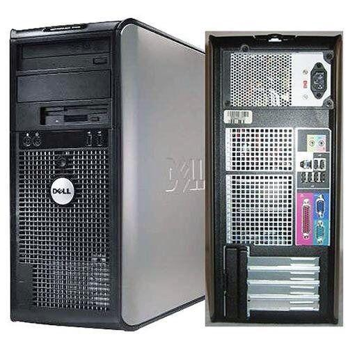 Dell optiplex 740 2 ядра Athlon 64 х2 5000+ 2.6ГГц, 2 Гб ОЗУ, 80 ГБ HDD