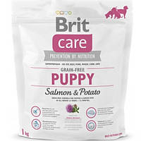 Корм Brit Care GF Puppy Salmon&Potatoes 1 кг