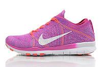 Кроссовки женские Nike Free TR Fit Flyknit Rose