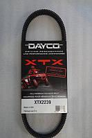 XTX2239 Ремень вариатора Dayco 30x1038 суперусиленный на квадроцикл POLARIS Sportsman,POLARIS Ranger