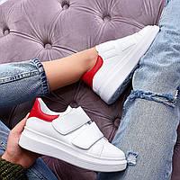 Женски модные кроссовки на липучках, фото 1