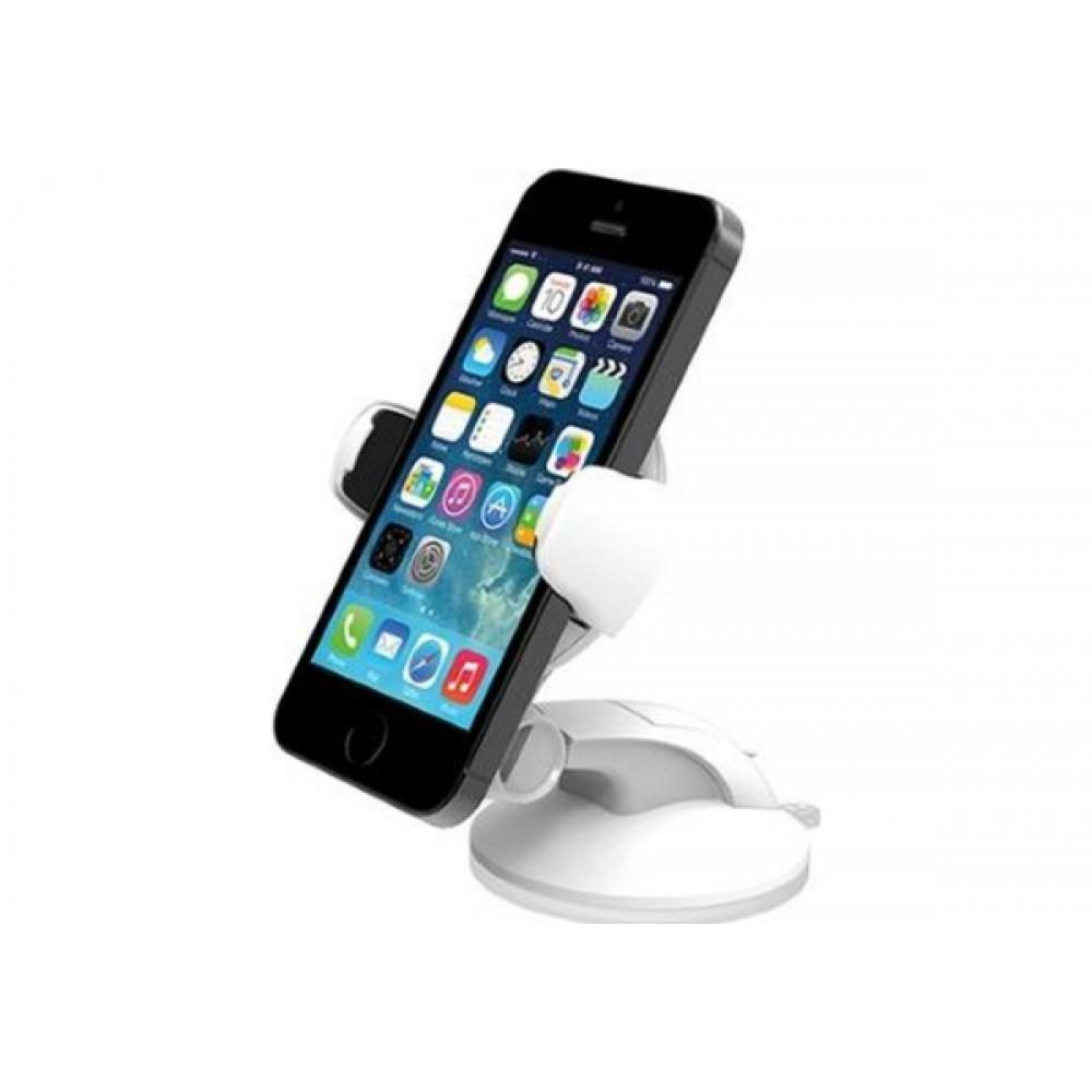 Автокрепление для смартфона iOttie HLCRIO108WH Easy Flex 3 Car White