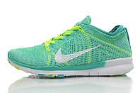 Кроссовки женские Nike Free TR Fit Flyknit Mint