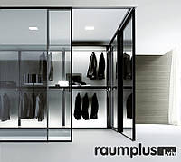 Розсувні двері (для гардеробу, в нішу) RAUMPLUS (Німеччина)