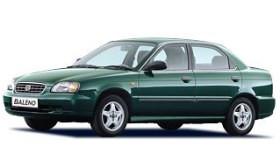 Автомобильные стекла для SUZUKI BALENO 1995-2002