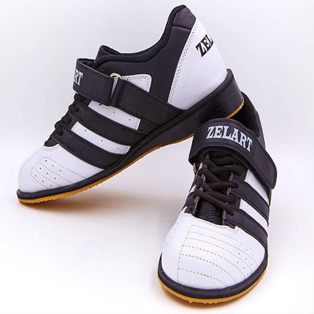 Штангетки обувь для тяжелой атлетики Zelart PU OB-4594 (40 р в OF)