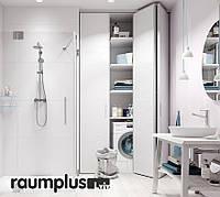 Двері гармошка (гармошка, книжка, складчасті) RAUMPLUS (Німеччина)