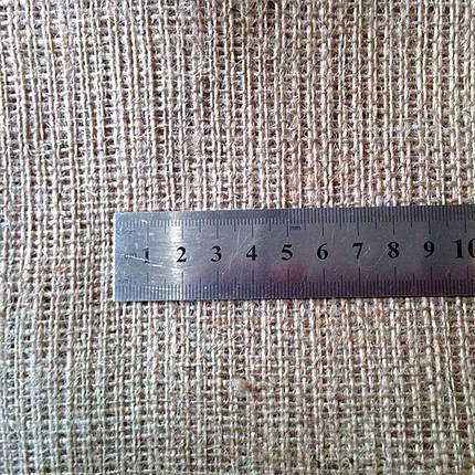 Мешковина джутовая 300 г/м2, фото 2