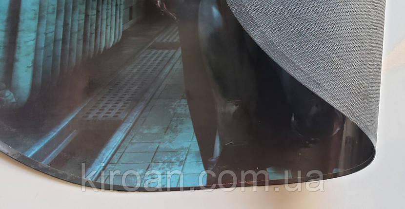 Детская салфетка-подложка на стол под тарелки и для детского творчества, детская (Бэтмен)30х40 см, фото 2