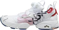 Женские кроссовки Reebok Insta Pump Fury XOXO Valentines Day V69142-39, Рибок Инстапамп
