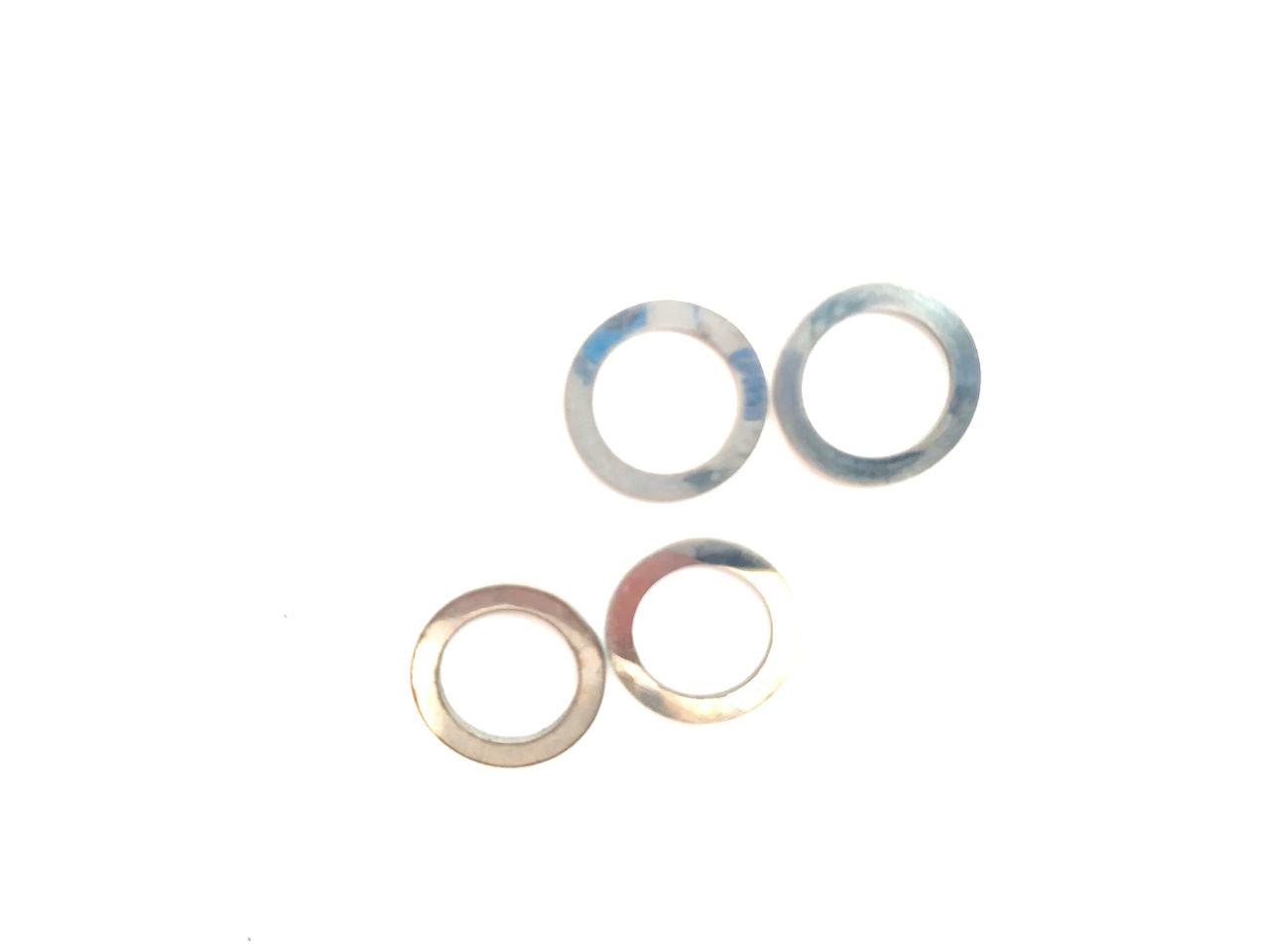 Шайбы тюнинга вариатора переднего Honda DIO AF-27/34 4шт 0.8/1.0/1.2/1.5mm VLAND