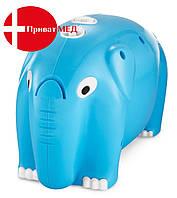 Інгалятор LONGEVITA CNB69012 BLUE компресорний