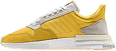 Женские кроссовки Adidas ZX 500 RM Frank Shorter vs. The Imposter Pack CG6860, Адидас ЗХ