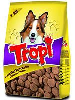 Корм для собак з яловичиною Tropi 10кг
