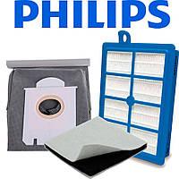 Комплект фильтров и мешок для пылесоса Philips FC9174
