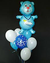 Кульки на хрещення та зустріч з полового будинку
