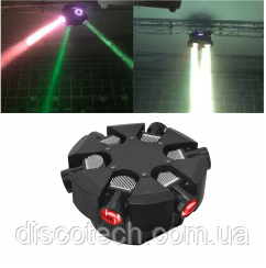 OCTOPUS HEAD 6*12W(4in1)RGBW