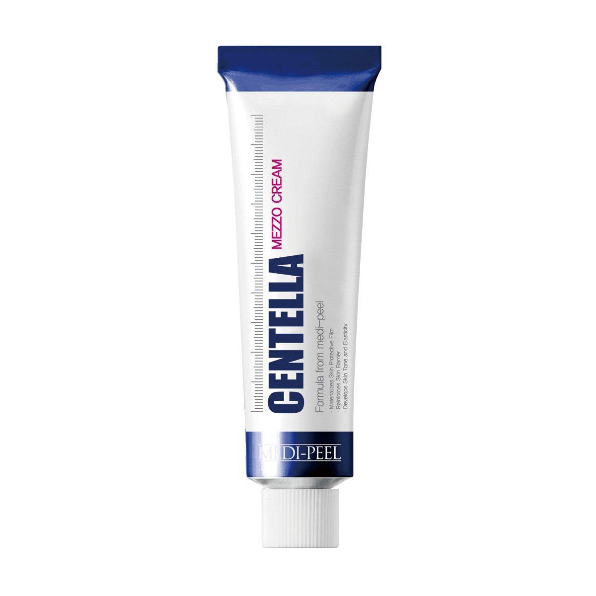 Успокаивающий крем с экстрактом центеллы для чувствительной кожи MEDI-PEEL Centella Mezzo Cream 30мл