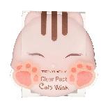 Матирующая очищающая пудра TONY MOLY Cat's Wink Clear Pact, фото 2