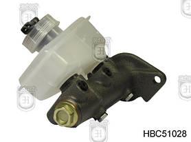 Цилиндр тормозной главный с бачком HBC51028 (уп) HORT