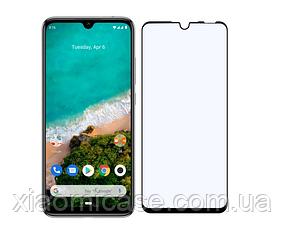 Защитное стекло для Xiaomi (Ксиоми) Mi A3 / Mi CC9e (на весь экран)