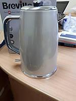 Электрический чайник-кувшин Breville Lustra, 1,7 литра, нержавеющая сталь