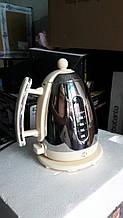Чайник-глечик Dualit 72402 1,5 л - нержавіюча сталь з кремовою обробкою