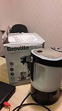 Диспенсер для гарячої води Breville HotCup з регульованою витратою, 2,0 л, чорний глянець