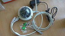 Купольна камера UKONM IP-камера HD1080P Бездротовий слот для SD-карти IP66 Водонепроникний для будинку і на